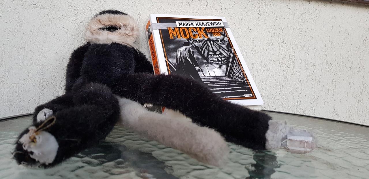 Marek Krajewski - Mock. Ludzkie zoo