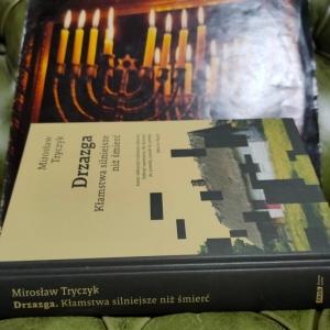 Mirosław Tryczyk - Drzazga. Kłamstawa silniejsze niż śmierć